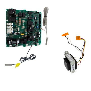 Gecko MSPA - 1, 2 and 4 Circuit Board Replacement Kit 3-60-6040