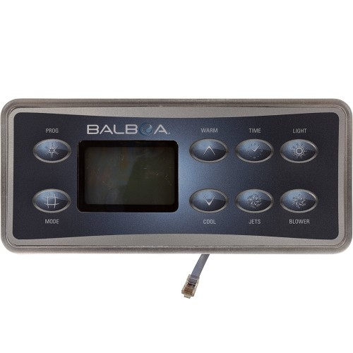 Balboa Water Group VL801D Serial Deluxe Digital Topside Control 54121_10299