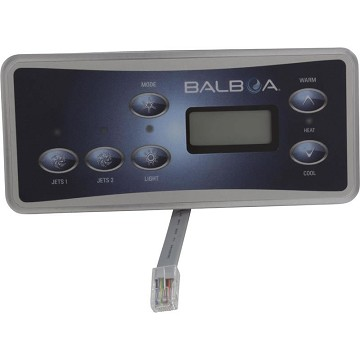 Balboa Water Group Serial Standard Digital Spa Side 51247