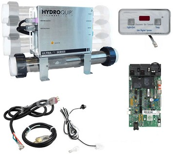 Hydro Quip By Balboa Lite Leader Control System CS7109B-US-4.0