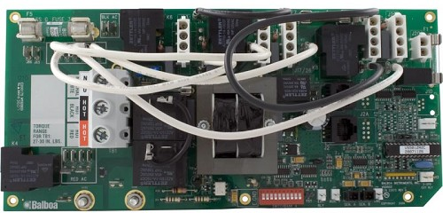 Coast Spa Circuit Board CS501Z 55372