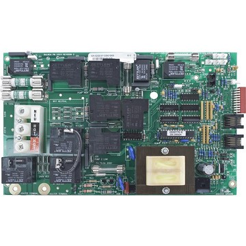 Keys Backyard Spa Circuit Board 53732-01