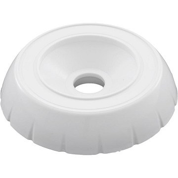 Waterway Diverter Notched Valve Cover (White)