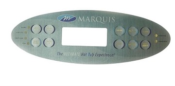 Marquis Topside Overlay Only 650-0687