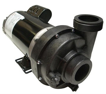 Jacuzzi Piranha and Sundance TheraMax And TheraFlo 1 Speed Spa Pump