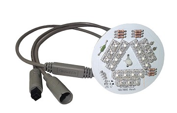 "Sloan 21 LED Bulbs With 36"" Daisy Chain 701570-21-DLSO"