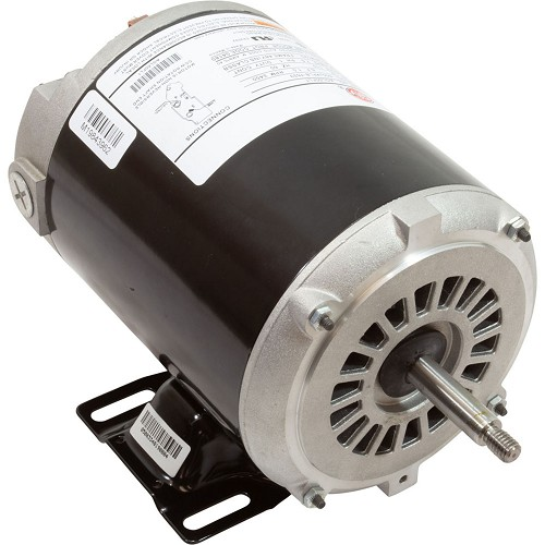 Spa Replacement Motor 48 Frame Thru Bolt .50 HP 115 Volts 1 Speed