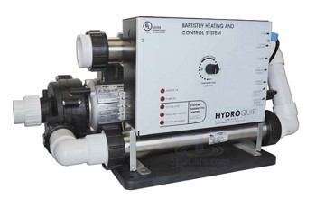 Hydro Quip 11 KW Baptistery Equipment Pack No Timer