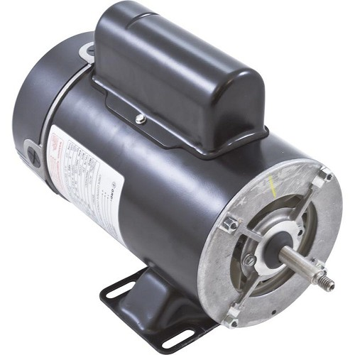 Spa Replacement Motor 48 Frame Thru Bolt 1.5 HP 230 Volts 2 Speed