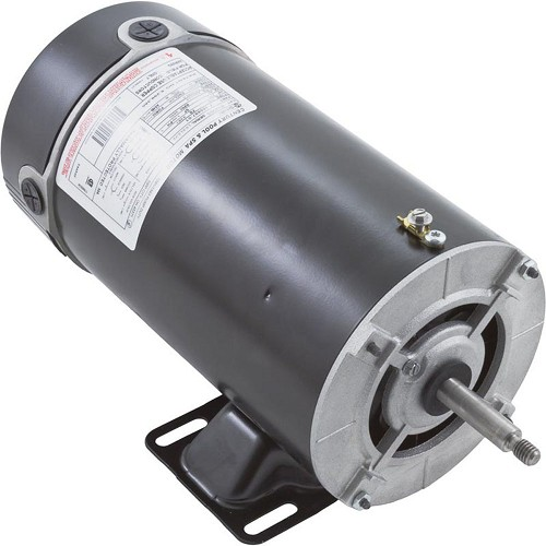 Spa Replacement Motor 48 Frame Thru Bolt 2.0 HP 115/230 Volts 1 Speed
