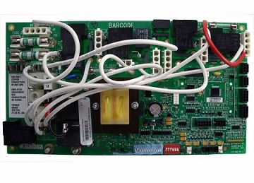 CAL SPA CIRCUIT BOARD 52693
