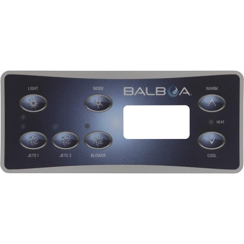 Balboa Water Group Serial Standard Top Side Overlay 11609